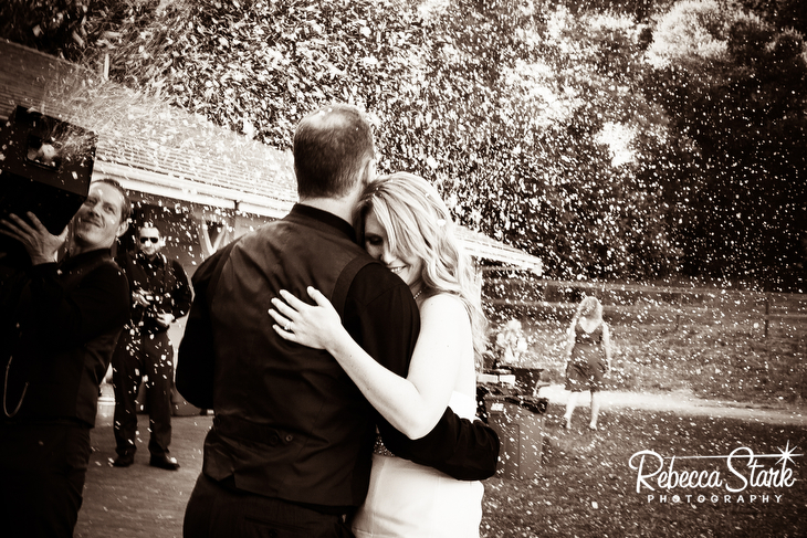 quail hollow wedding photo