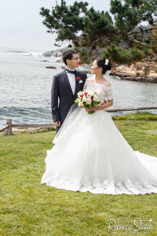The Lodge at Pebble Beach wedding