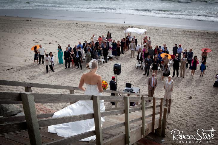 Pajaro Dunes Wedding Ceremony