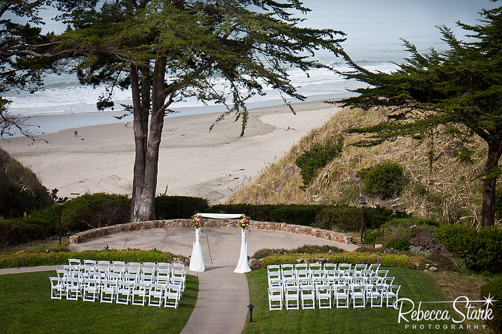 Santa Cruz Wedding Venues On The Beach Bluff